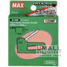 MAX GUN TACKERS Staples 1208-F