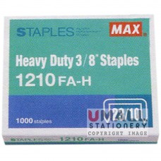 MAX Heavy Duty Staples 1210FA-H