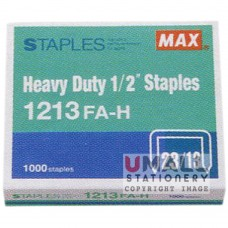 MAX Heavy Duty Staples 1213FA-H