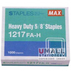 MAX Heavy Duty Staples 1217FA-H