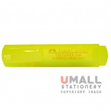 FABER-CASTELL TEXTLINER 1546 - Yellow, Packing: 10pcs/pack