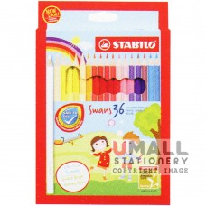 STABILO Swans - 36 Colors Malaysia Penang Online Stationery Store