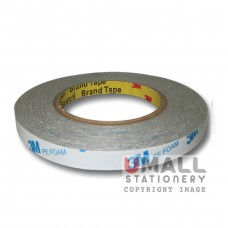 3M PE DOUBLE SIDED FOAM TAPE 10mm X 10
