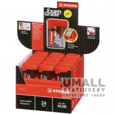 STABILO EXAM GRADE - 4538/24 Sharpener, Cardboard Box Set