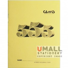 555 - Camis Note Book 144pcs/gross