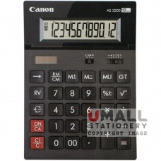 CANON ARC Series AS-2200 - 12-digit desktop, 10pcs