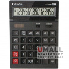 CANON ARC Series AS-2600 - 16-digit desktop, 10pcs