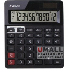 CANON Desktop AS-288R | Check & Correct Function - 12-digit desktop, 10pcs