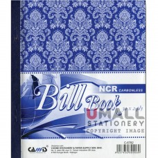 C6782 - CAMIS BILL BOOK (NCR)