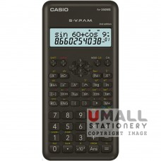 CASIO fx-350MS 2nd edition, S-V.P.A.M. 2-LINE DISPLAY