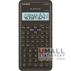 CASIO fx-570MS 2nd edition, S-V.P.A.M. 2-LINE DISPLAY
