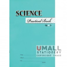 CS6012 - Camis Science Practical Book 70gm