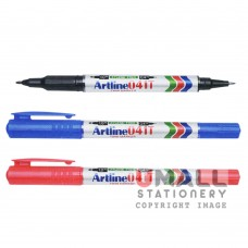 ARTLINE 041T Permanent Marker - Black