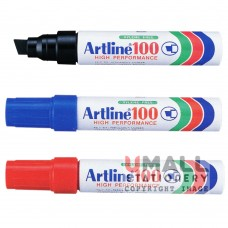 ARTLINE 100 Permanent Marker - Black