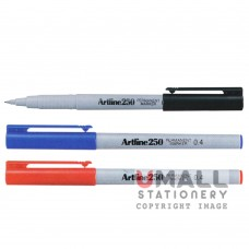 ARTLINE 250 Permanent Marker - Black