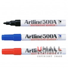 ARTLINE 500A Whiteboard Marker - Black