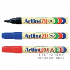 ARTLINE 70 Permanent Marker - Black