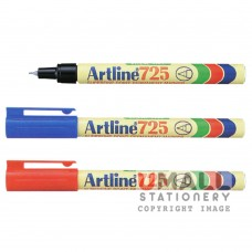 ARTLINE 725 Permanent Marker - Black