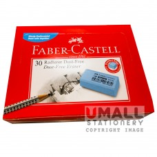 FABER-CASTELL 30 Dust-Free Erasers