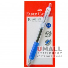 FABER-CASTELL 10 Air Gel Pen 0.5mm