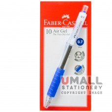 FABER-CASTELL 10 Air Gel Pen 0.7mm