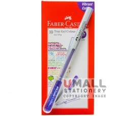 FABER-CASTELL 10 True Gel Colour Pen