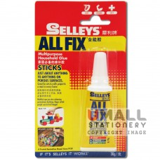 SELLEYS' All Fix 30g Malaysia Penang Online Stationery Store