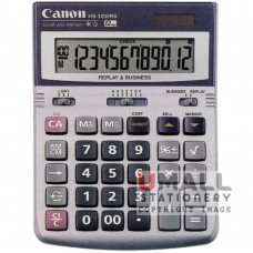 CANON Desktop HS-1200RS | Check & Correct Function - 12-digit desktop, 10pcs