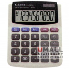 CANON Desktop LS-101H | Basic & Economic use - 10-digit mini desktop, 10pcs