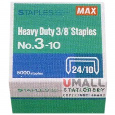 MAX Heavy Duty Staples No.3-10