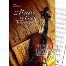 S7788 - Music Book
