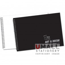 S2352 - ART & DÉCOR SKETCH BOOK 150gm
