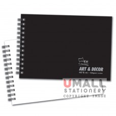 S2354 - ART & DÉCOR SKETCH BOOK 150gm