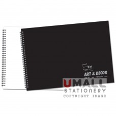 S2355 - ART & DÉCOR SKETCH BOOK 150gm