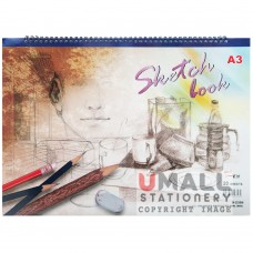 S2356 - RING SKETCH PAD 100gm