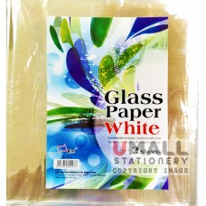 S23 - GLASS PAPER WHITE