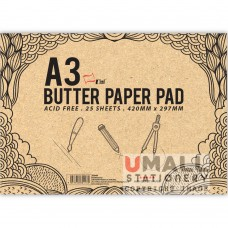 S3044 - Butter Paper Pad - OUT OF STOCK