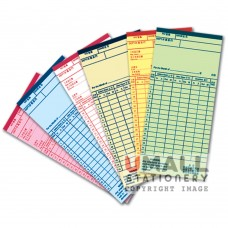 S3131 - PUNCH CARD, Packing: 100's x 10