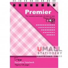 S3142 - Premier Ring Note Book 70gm Malaysia Penang Online Stationery Store