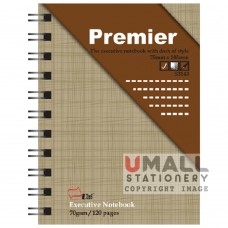 S3143 - Premier Ring Note Book 70gm
