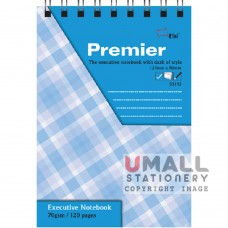 S3152 - Premier Ring Note Book 70gm