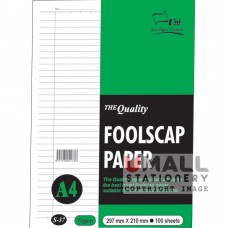 S37 - Foolscap Paper BL - 70gsm - OUT OF STOCK
