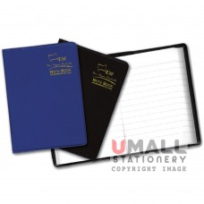 S404 - PVC Personal Note Book