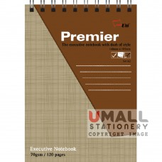 S4162 - Premier Ring Note Book 70gm Malaysia Penang Online Stationery Store