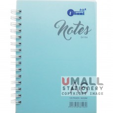 S4164 - UKAMI RING NOTE BOOK  Malaysia Penang Online Stationery Store