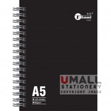 S6181 - RING NOTE BOOK - PVC SHEET Malaysia Penang Online Stationery Store