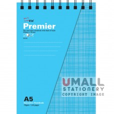 S6182 - Premier Ring Note Book 70gm Malaysia Penang Online Stationery Store