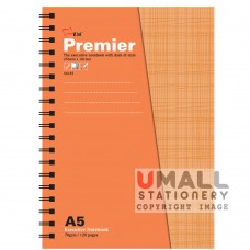 S6183 - Premier Ring Note Book 70gm Malaysia Penang Online Stationery Store