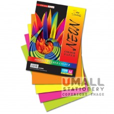 S6200 - NEON COLOUR PAPER 80gm