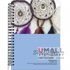 S6387 - RING NOTE BOOK - PVC